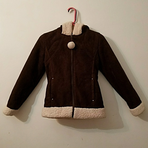 Other - Girls brown coat